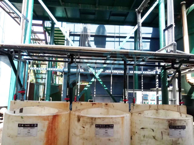 铜含量超标处理,重金属捕捉剂,蚀刻液废水处理